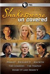 Shakespeare Uncovered (2-DVD)