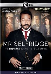 Mr Selfridge - Season 1 (3-DVD)