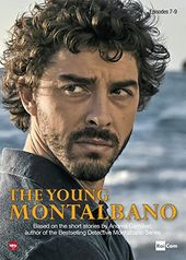 The Young Montalbano - Episodes 7-9 (3-DVD)