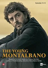 The Young Montalbano - Episodes 10-12 (3-DVD)