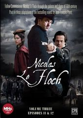 Nicolas Le Floch - Volume 3 (2-DVD)