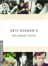 Six Moral Tales By Eric Rohmer (The Bakery Girl