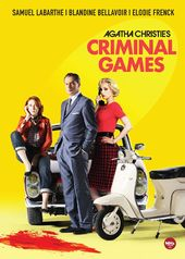 Agatha Christie's Criminal Games (3-DVD)