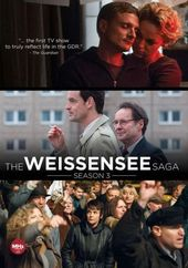 The Weissensee Saga - Season 3 (3-DVD)