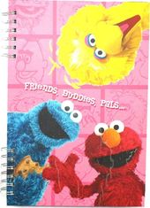 Sesame Street - Address Book Friends, Buddies &