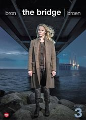 The Bridge - Series 3 (4-DVD)