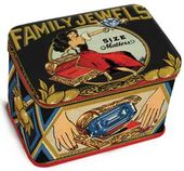 Tin Jr. Treasure Box - Family Jewels