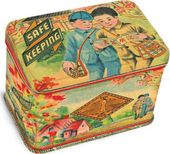 Treasure Box - Safe Keeping