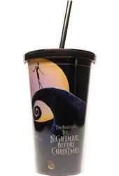 Nightmare Before Christmas - 16oz Plastic Cold