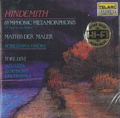 Hindemith: Mathis der Maler, Symphonic