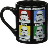 Star Wars - Stormtrooper: Expressions 14 oz.