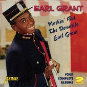 Nothin' But the Versatile Earl Grant-Four (2-CD)