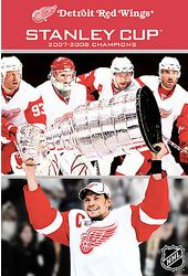 Hockey - Detroit Red Wings: Stanley Cup 2007-2008
