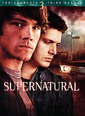 Supernatural - Season 3 (5-DVD)