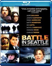 Battle in Seattle (Blu-ray)