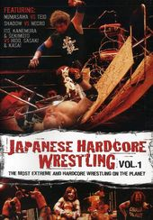 Japanese Hardcore Wrestling, Volume 1