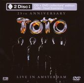25th Anniversary: Live In Amsterdam (CD/DVD)