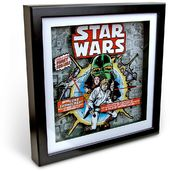Star Wars - Episodes 4,5,6 First Issue Shadow Box