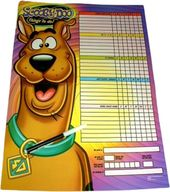 Scooby-Doo - To Do Wall Chart