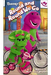 Barney - Round and Round We Go