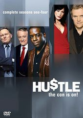 Hustle - Complete Seasons 1-4 (8-DVD)
