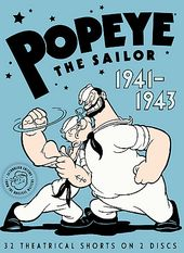 Popeye the Sailor: Volume 3 - 1941-1943: 32