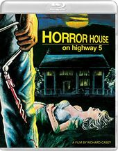 Horror House on Highway 5 (Blu-ray + DVD)