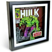 Marvel Comics - Hulk - Unleashed Shadow Box
