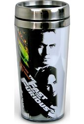 Fast and the Furious - Movie Poster 16oz