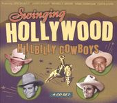 Swinging Hollywood Hillbilly Cowboys (4-CD)