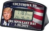 Donald Trump - Last Day Countdown Timer/Clock
