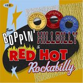 From Boppin Hillbilly to Red Hot Rockabilly (4-CD)