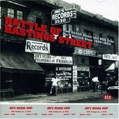 Battle of Hastings Street: Raw Detroit Blues &