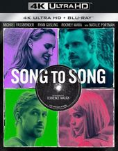 Song to Song (4K UltraHD + Blu-ray)