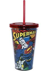 DC Comics - Superman - Comic Pop 16oz Plastic