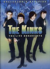 The Kinks - The Live Broadcasts