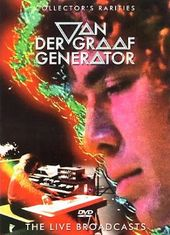 Van Der Graaf Generator - The Live Broadcasts