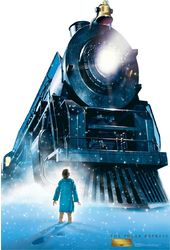 The Polar Express - Train - Cardboard Cutout