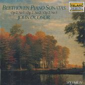 Beethoven: Piano Sonatas, Volume 4