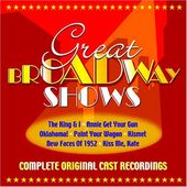Great Broadway Shows [Complete Original Cast