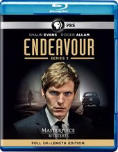 Endeavour - Series 2 (Original UK Edition)