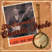 The Essential Charlie Poole (4-CD Box Set)