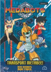 Medabots - Transport Metabee