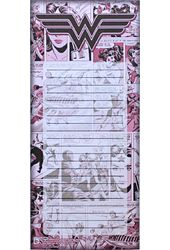DC Comics - Wonder Woman - Pink Comic with Logo
