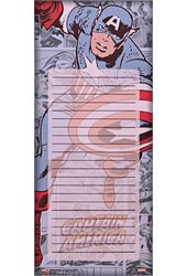 Marvel Comics - Captain America - Magnetic To Do