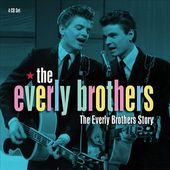 The Everly Brothers Story (4-CD)