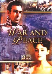 War and Peace (3-DVD Box Set)