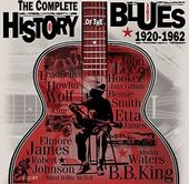 The Complete History of the Blues 1920-1962 (4-CD)