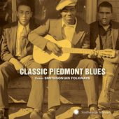 Classic Piedmont Blues from Smithsonian Folkways
