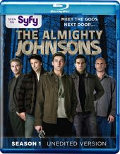 The Almighty Johnsons - Season 1 (Blu-ray)